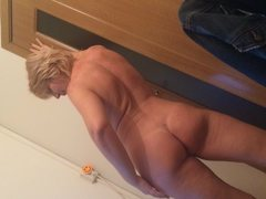 Adamica - blond female with  big tits webcam at ImLive