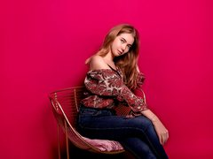 AlessandraJane - blond female with  small tits webcam at LiveJasmin