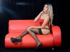 AnieSexyBody - shemale with black hair webcam at LiveJasmin