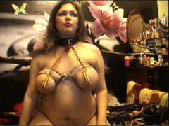 BeautifulMargo - blond female with  big tits webcam at LiveJasmin