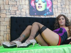 CaitlinSexTS - shemale webcam at ImLive