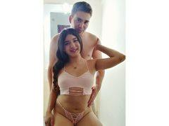 CandyAndJason - couple webcam at xLoveCam