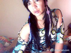 catrinnacandy - female with black hair and  big tits webcam at ImLive