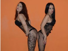 XDoublePlesure - female with black hair webcam at LiveJasmin