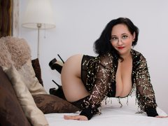 EllieSweett1 - female with black hair and  big tits webcam at ImLive