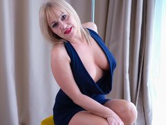 EmilyLowe - blond female with  big tits webcam at xLoveCam