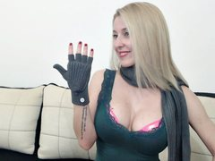 Exclusivegirl - blond female with  big tits webcam at ImLive