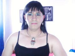 gatosex69 - shemale with black hair webcam at ImLive