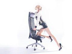 QueenCeline - blond female webcam at LiveJasmin