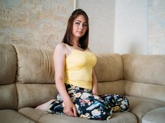 AgnessFlower - female with brown hair webcam at LiveJasmin