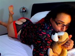 HornyKimmie - female with black hair and  big tits webcam at ImLive