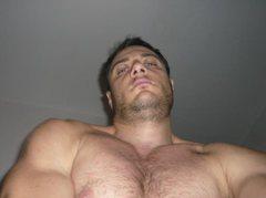 HotMuscleForYou - male webcam at ImLive