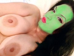 HottyTEEN69 - female with black hair and  big tits webcam at ImLive