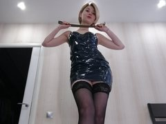 IMAGINExxME - blond female with  small tits webcam at ImLive