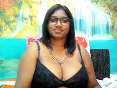 IndianBlu - female with black hair and  big tits webcam at ImLive