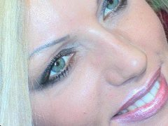 Jennacummer - blond female with  small tits webcam at ImLive