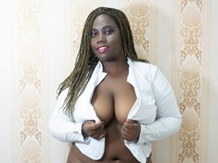 LeaMoaks - female with brown hair and  big tits webcam at ImLive