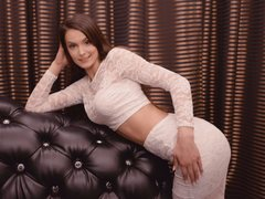 LenaSweet1 - female with brown hair and  small tits webcam at ImLive