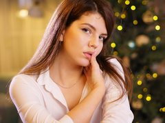 LolaLoue - female with brown hair and  small tits webcam at LiveJasmin