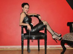 MistressTaylor - female with black hair webcam at LiveJasmin