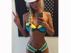 MonAmourXX - blond female webcam at ImLive