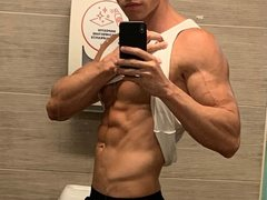 MuscleBrad from ImLive