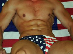 Muscular - male webcam at ImLive