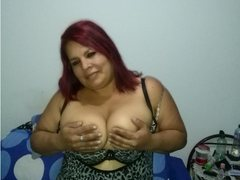 NICOLDAYANNAHot - female with red hair and  big tits webcam at ImLive
