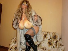 Sandy_48 - blond female with  big tits webcam at ImLive