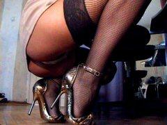 SexyTeacher111 - blond female webcam at ImLive