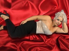 MILFSonja - blond female with  big tits webcam at LiveJasmin