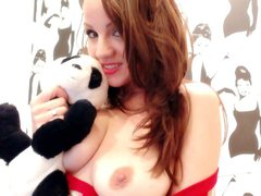 ToxiC_Game - female with brown hair and  big tits webcam at ImLive