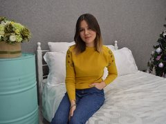 VivicaGreen - female with black hair and  small tits webcam at LiveJasmin