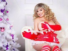 xxlVIPlxx - blond female with  big tits webcam at ImLive