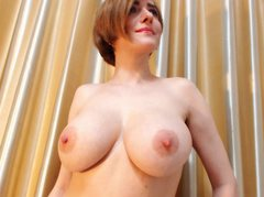 Katrinaxxx - female with brown hair and  big tits webcam at LiveJasmin