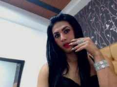 YESICA_LATIN_TS - shemale with black hair webcam at ImLive