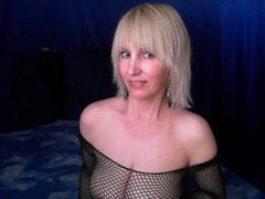 NaughtyAnn25 - blond female with  big tits webcam at LiveJasmin