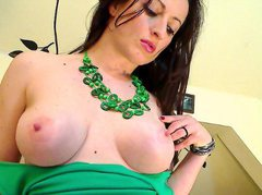 YummyDoll1 - female with black hair and  big tits webcam at ImLive