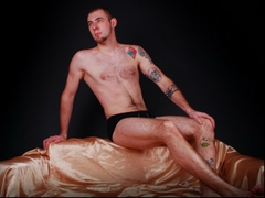 TonyTattoo - male webcam at LiveJasmin