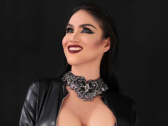 ADomminantTreat - shemale with brown hair webcam at LiveJasmin
