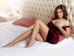 Adna - female with brown hair and  big tits webcam at LiveJasmin