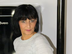 AdriannaMature - female with black hair and  big tits webcam at xLoveCam