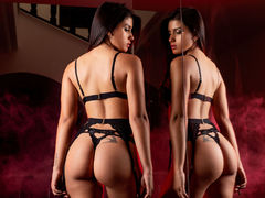 AlissonHadid - female with brown hair webcam at LiveJasmin