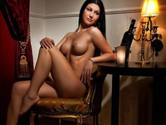 AllisonDesire - female with black hair and  big tits webcam at LiveJasmin