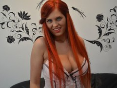 alexsisfaye - female with red hair and  big tits webcam at LiveJasmin