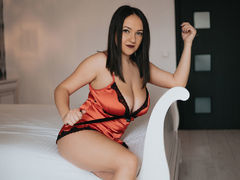 AmyJordan - female with brown hair and  big tits webcam at LiveJasmin