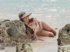 AngelKiuty - female with brown hair and  big tits webcam at LiveJasmin
