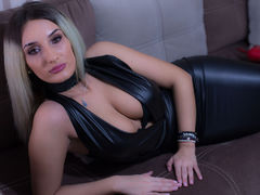 AnnaKarev - blond female webcam at LiveJasmin
