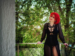 AnnaLauren - female with red hair and  big tits webcam at LiveJasmin