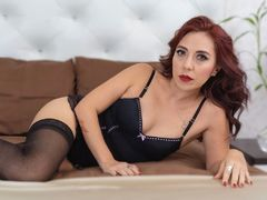 ArianaPierce - female with red hair webcam at LiveJasmin